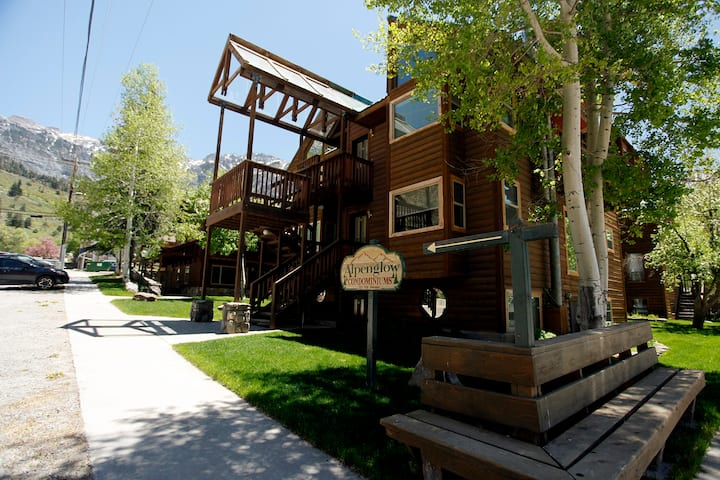 Affordable Condo - Located in the Heart of Ouray - Beautiful Mountain Views