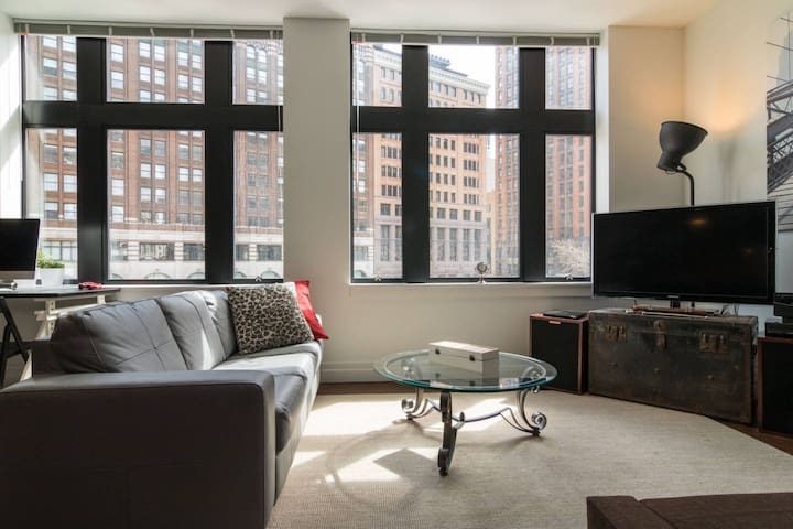 Modern Detroit Apartment - Detroit - Apartamento