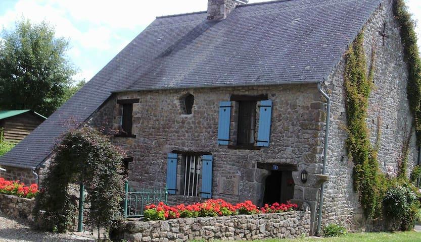Charming country cottage near Mont-Saint-Michel