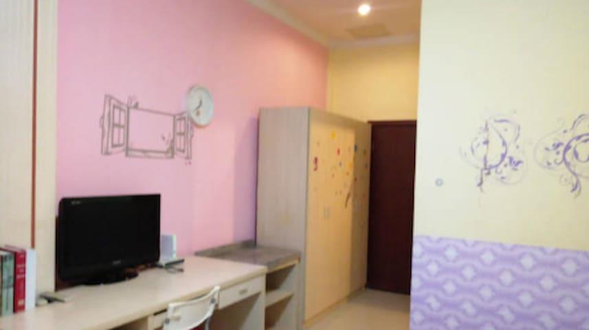 欧景名城仨房 - Jinhua Shi - Appartamento