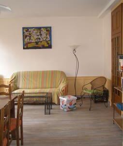 Chez tante Irène (maison 9 places) - Villecomtal - Villecomtal - Adosado