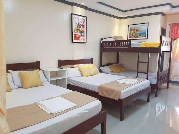 Neil Frank Hotel - 2nd Flr Family Room 9 (Mauban)