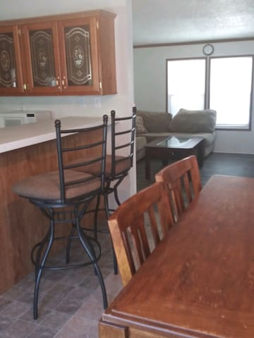 Relaxing house privately located  near downtown !