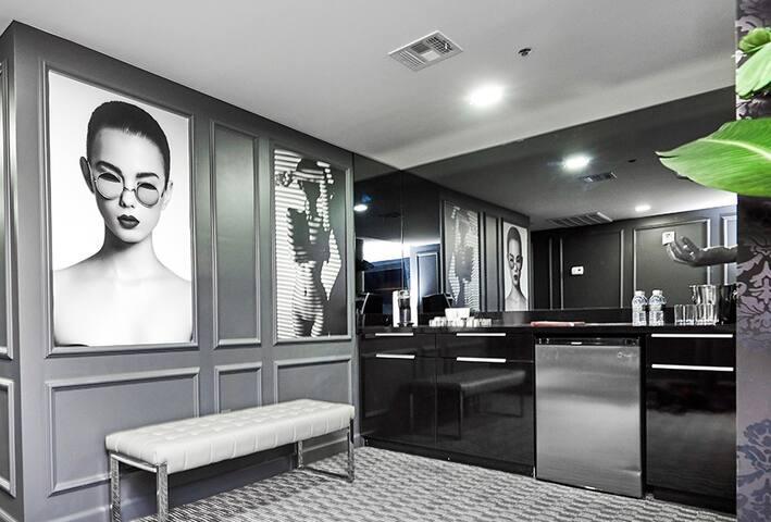 2 Bedroom Suite in an Artsy Boutique Hotel