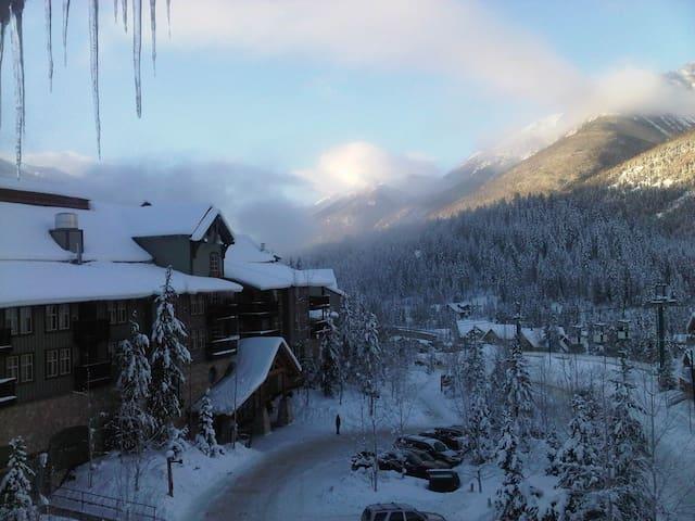 Cozy Mountain Retreat - Panorama - Kondominium