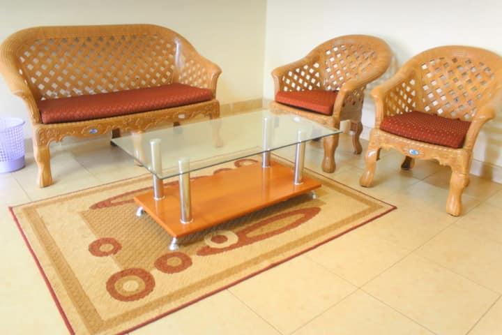 Karatina Single Bed Serviced Apartment