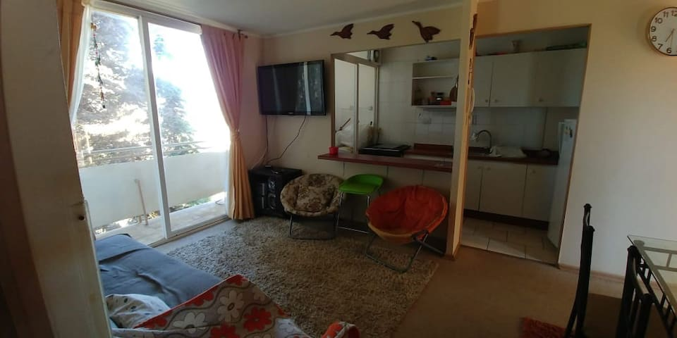 All inclusive Apartment at the coast of Chile
