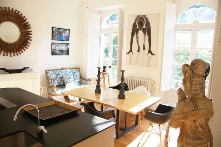 maison eugénie 5 - Bagnères-de-Luchon