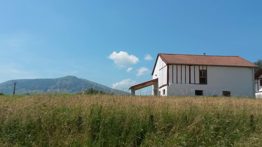 maison au calme,  Pays Basque
