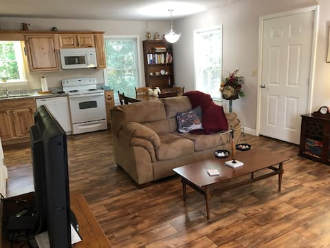 Comfy townhouse apt near Clemson U and Anderson U
