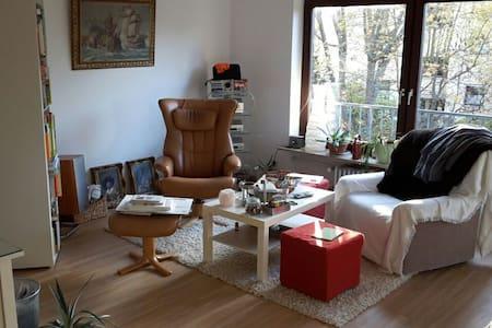 helle und großzügige Wohnung - Buckenhof
