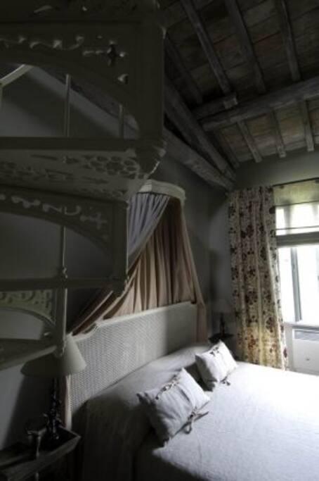 Particolare Chambre Framboise