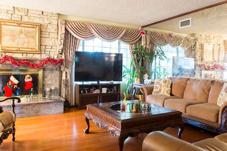 Relaxing Stay in the Heart of LA! - Granada Hills - Casa