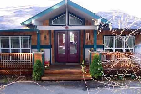 Private Lodge -Clackamas River View - Oregon City
