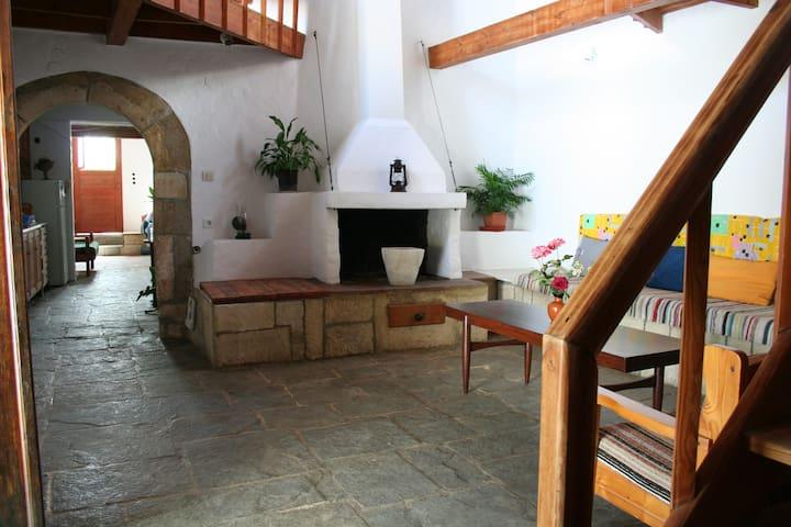 Villa  Kounali - Traditional house - Χανιά / Νέο χωριό / Αποκόρωνας - House