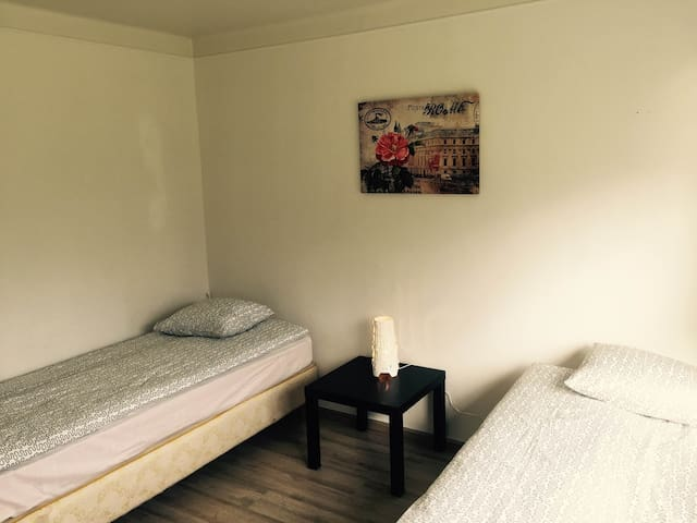 Gabriel. Room for 2 people - G4 - Vestmannaeyjabær - Дом