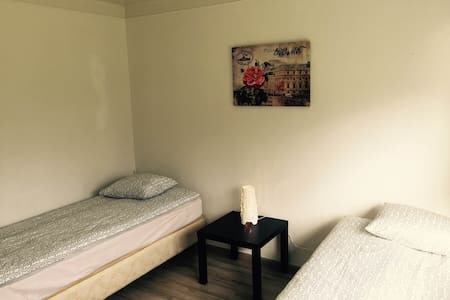 Gabriel. Room for 2 people - A4 - Vestmannaeyjabær - 独立屋
