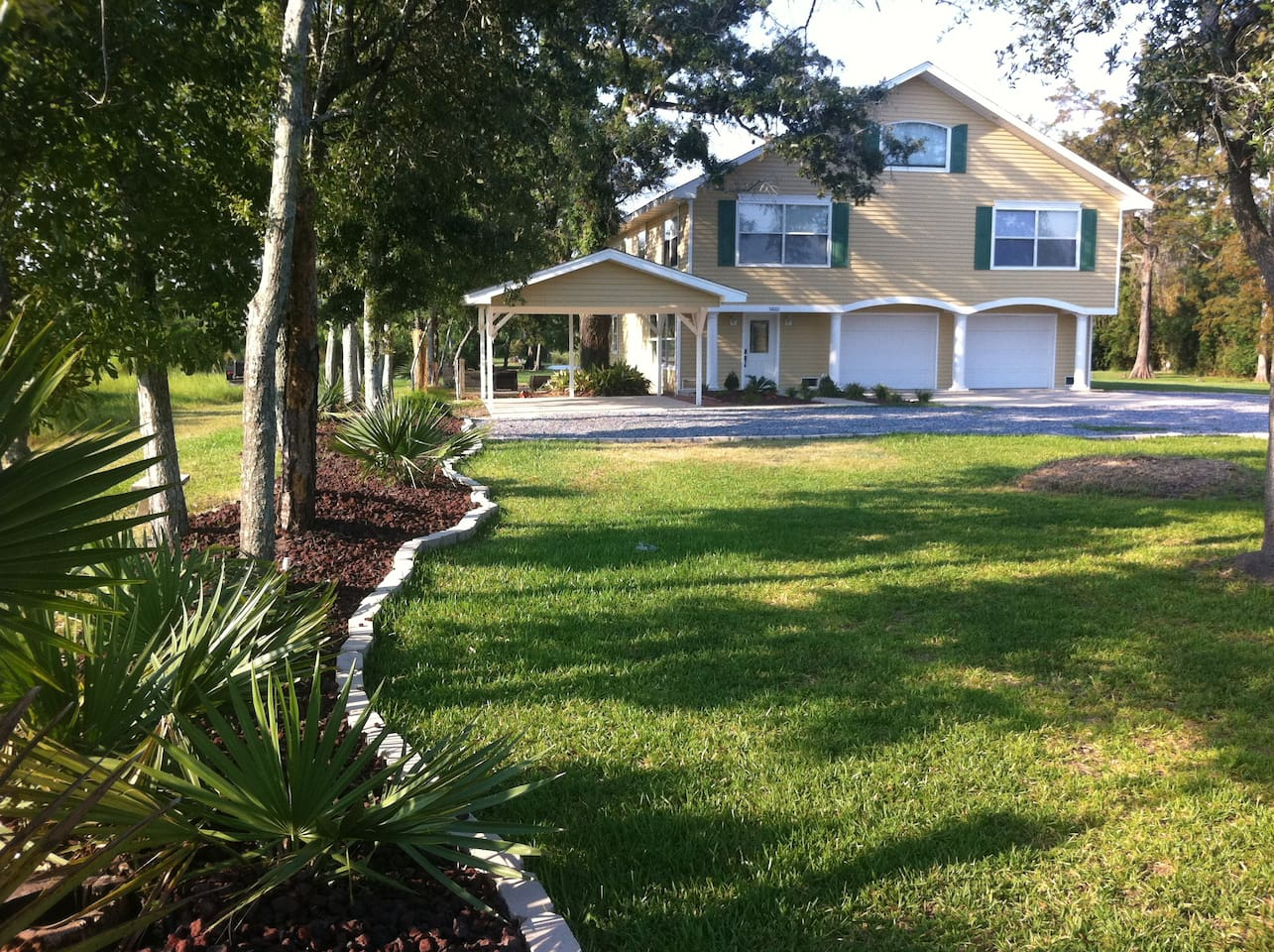 bijou on the bayou waterfront home houses for rent in slidell