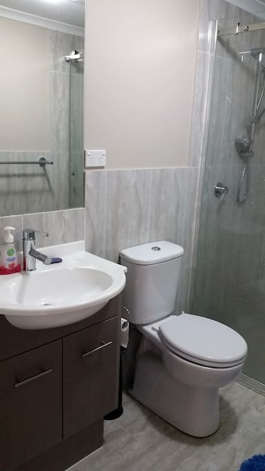 Private Bathroom right next to the Bedroom