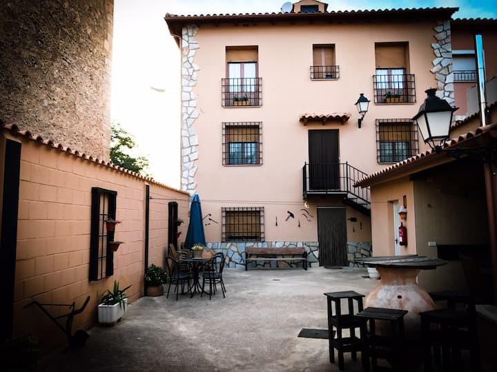 """Casa rural """"El capricho de Horcajada"""""""