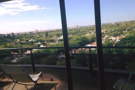 Hermosa vista a la ciudad - Mendoza - Kondominium