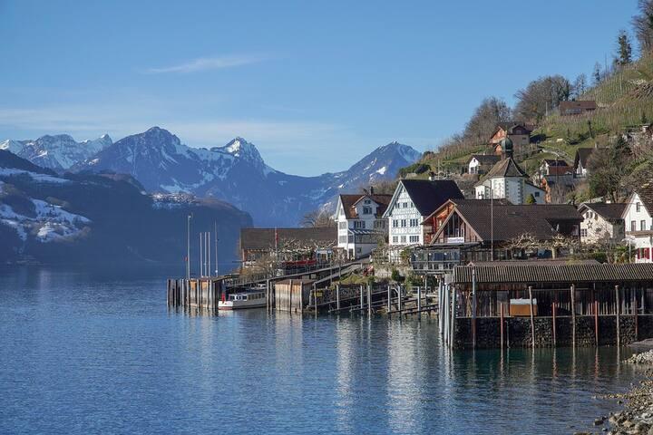 Ferienwohnung Heidiland-Skifahren am Flumserberg
