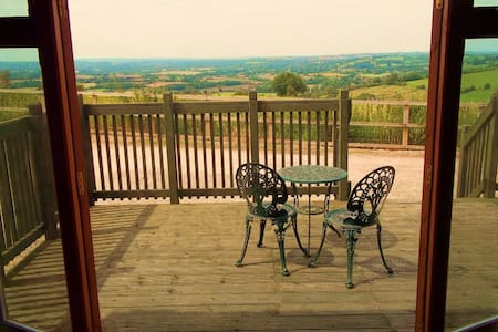Hare Cottage - Cosy cottage , spectacular view