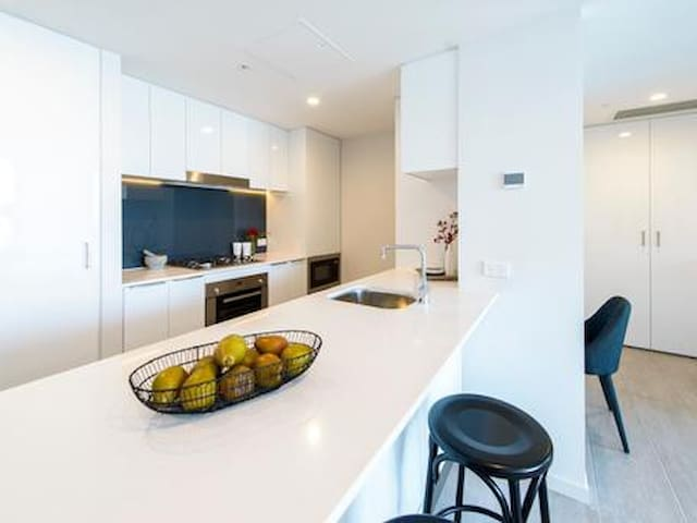 Stylish Apartment, CBD Brisbane, Free wifi - Fortitude Valley - Daire