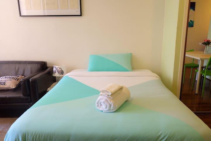 Convenient & Newly Designed City living - Studio - Sydney