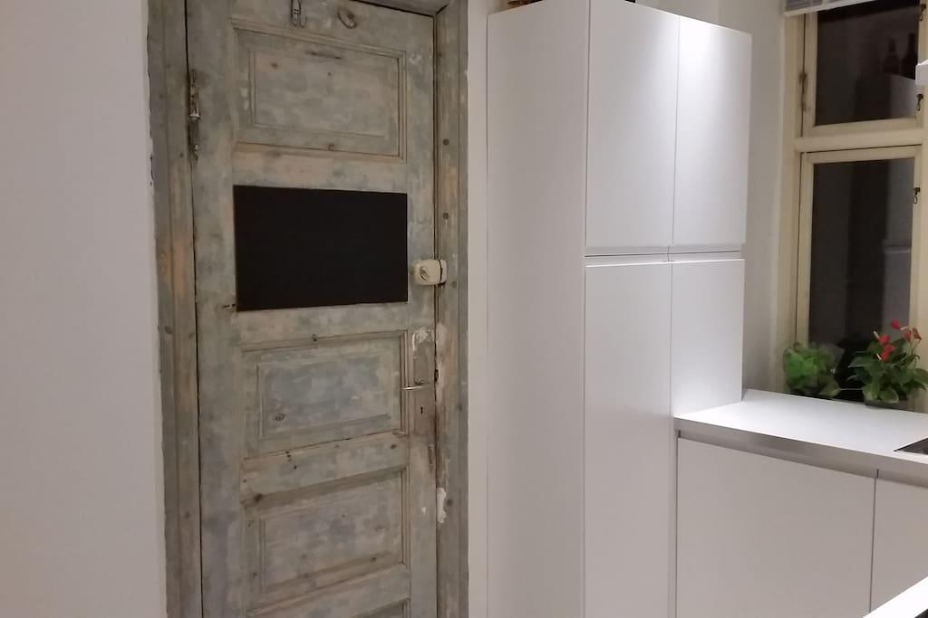 Kitchen - Backdoor
