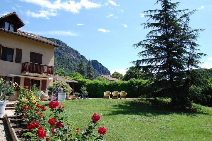 Flat renting in French alps - Espinasses - Apartment