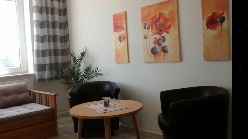 Helle 2-Raum-Wohnung in Barmbek - Hamburg - Flat