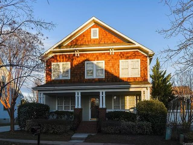 3 BR House in Birkdale Village,Close to Charlotte!