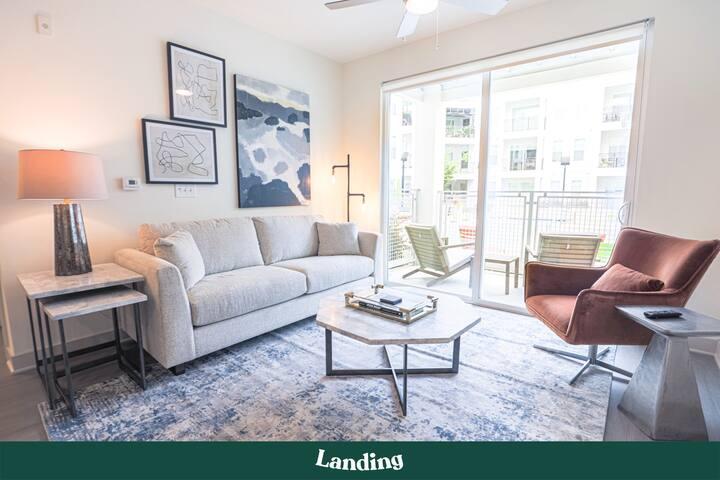 Landing   Luxury 2 Br Highland Park Apartment