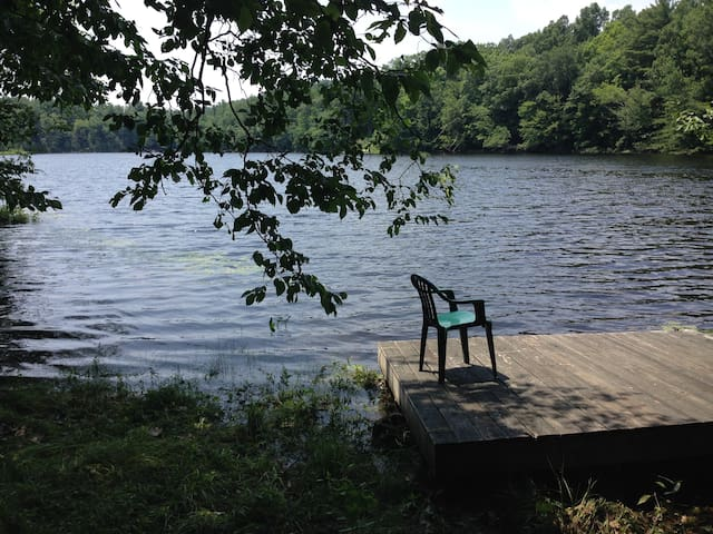 Vacation Home on Brown's Pond - Staatsburg