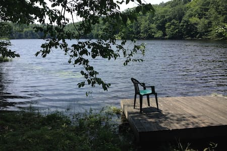 Vacation Home on Brown's Pond - Staatsburg - 独立屋