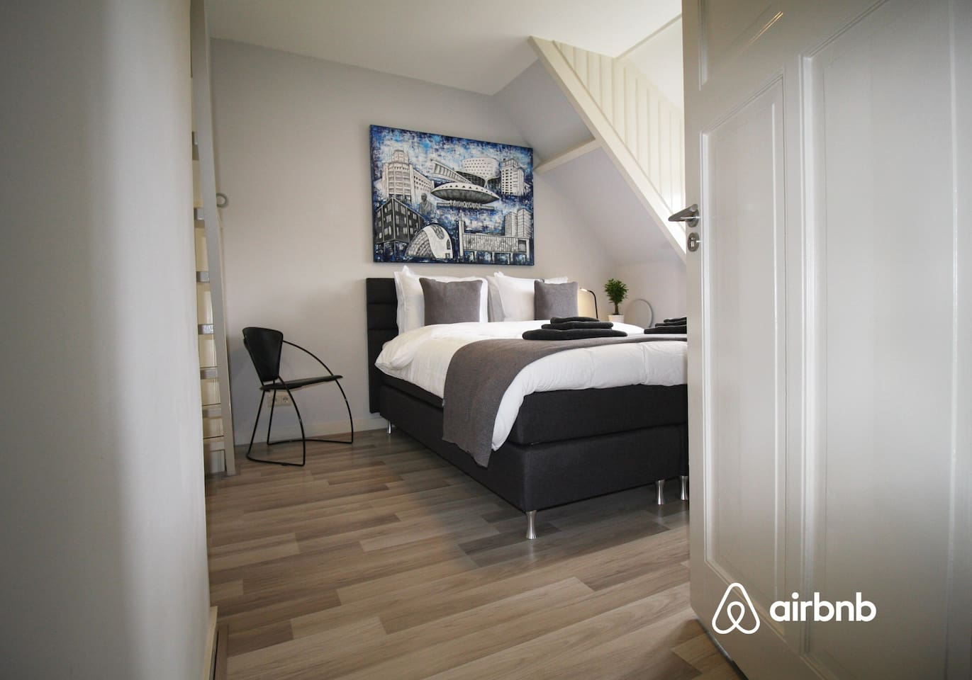Welcome at the Duplex Apartment Eindhoven