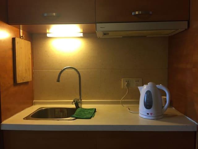 非常JING【凯纳商务广场23楼 酒店式管理住宿】 - Changzhou - Appartement