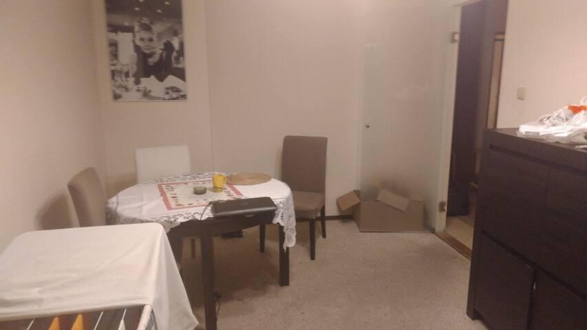 Cozy room in Warsaw