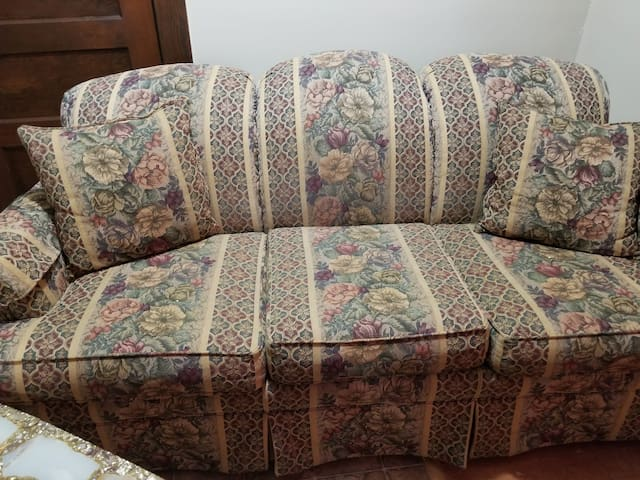 Lead:Couch for RALLY ONLY