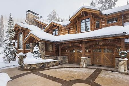 5BD 7BA Estate in The Colony at The Canyons - Park City