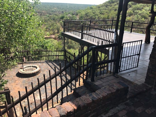 Tswene Private Lodge, Mabalingwe