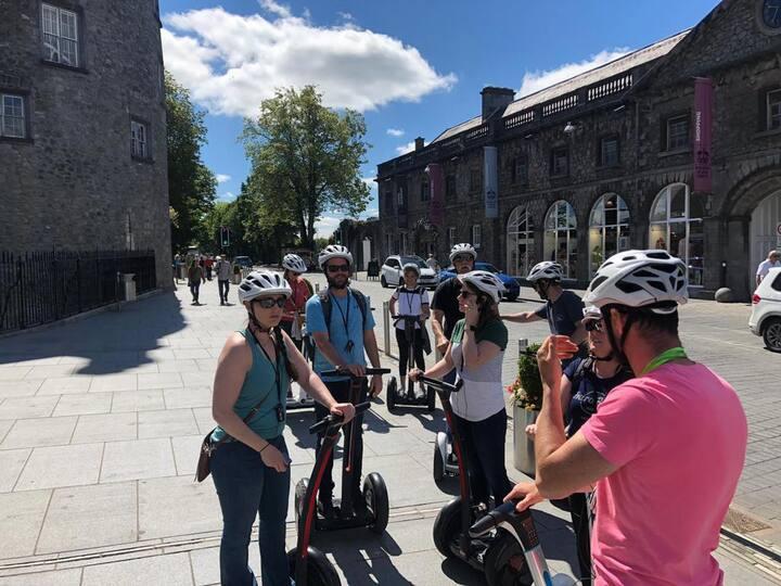 Segway Tour at Kilkenny Castle