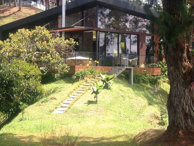 LUXURY MODERN CABIN, LUXE GUATAPE - Guatape - House