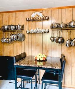 Enjoy Grandma's House  Two bedroom entire kitchen