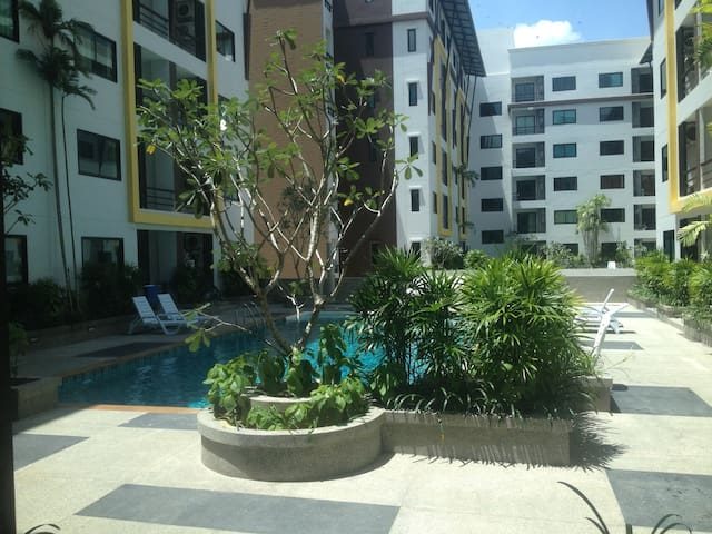 Phuket apartment for rent - Wichit - Apartamento