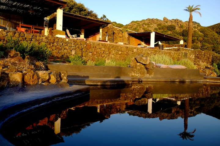 THE PERFECT PLACE - Pantelleria - Huis