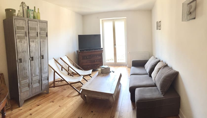 Appartement bords de Loire - Saint Paul en cornillon  - Huoneisto
