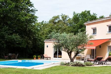 VILLA LES COTEAUX DE BORDEAUX - Camblanes-et-Meynac - Haus