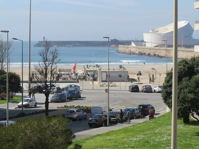 Porto 1 Bed Room Beach Apartment - Matosinhos - Apartment